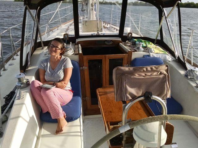 Life at Anchor: Pelican Bay