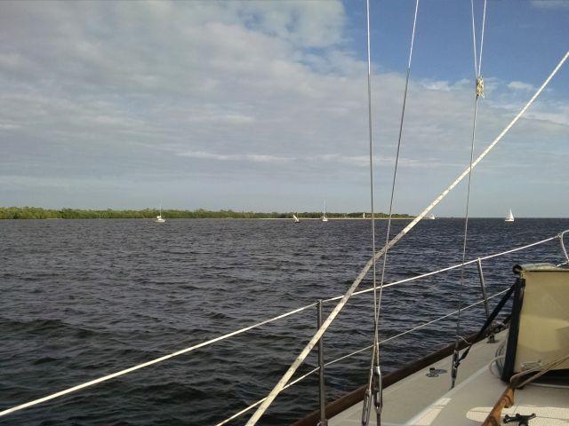 smallboatsleaving