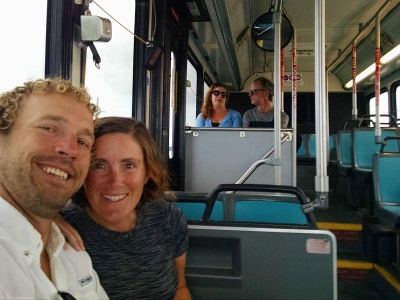 Key West!!!…by bus?