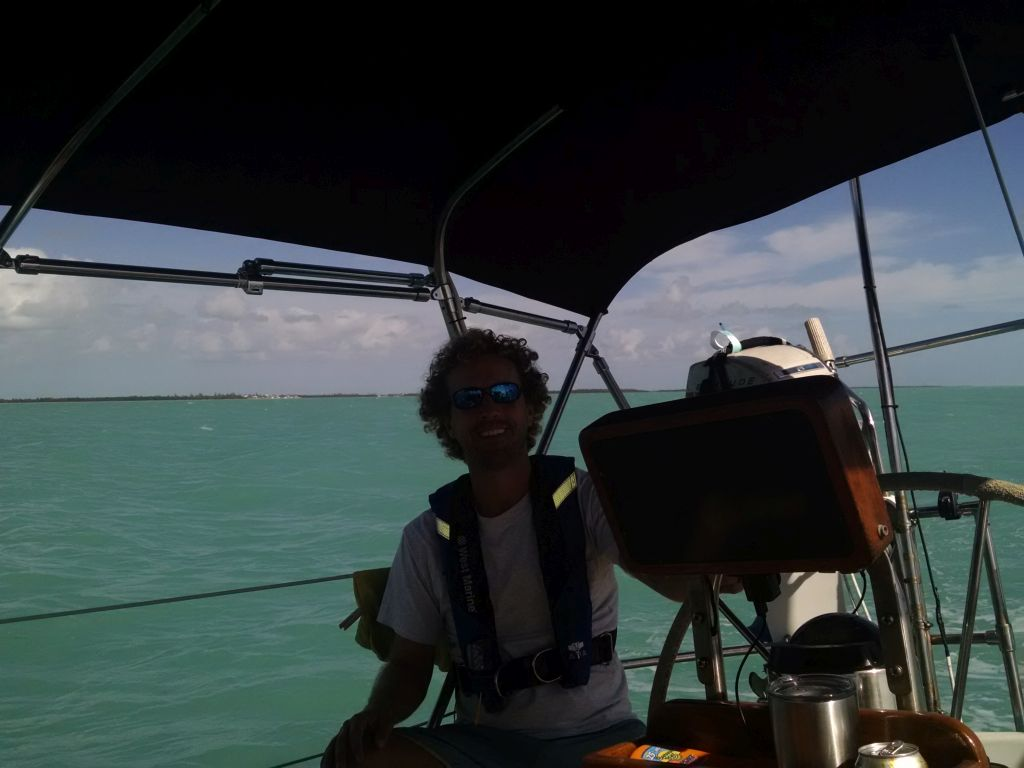Key West…BY BOAT!!!
