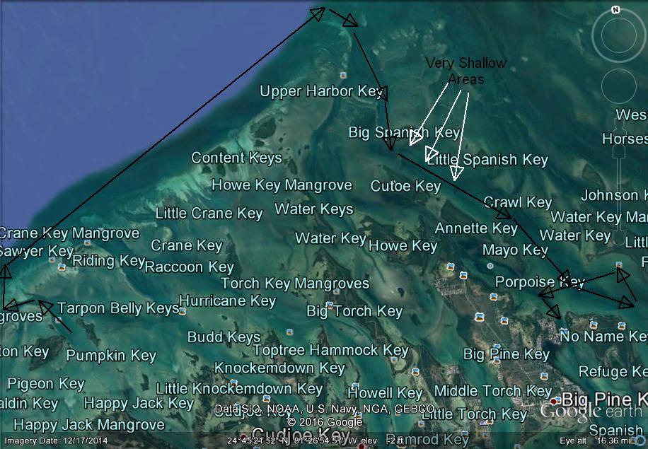 Big Pine Key And Coming Full Circle Back To Marathon Fun On Holiday